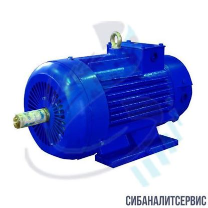 Изображение Электродвигатель MTH 411-6 (MTF 411-6) (22кВт/1000об/мин)