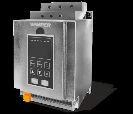 Изображение для категории Устройства плавного пуска VEMPER