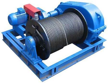Изображение для категории Лебедки электрические тяговые и монтажные